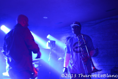 Galactic with Corey Glover of Living Colour, Knotty Pine Supper Club, , Victor, ID, February 20, 2013