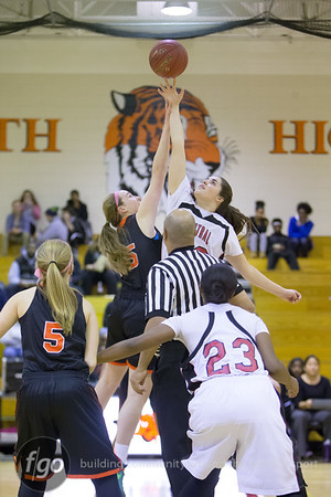 12-16-15 St. Paul Central v Minneapolis South Girls Basketball