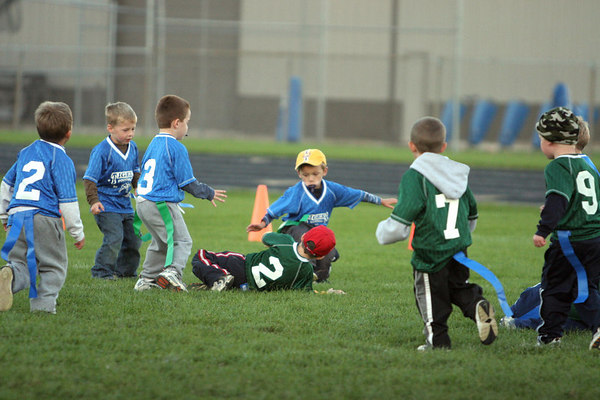 ROCHELLE FLAG FOOTBALL GAMES