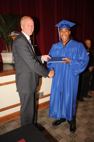 2011 Summer Graduation