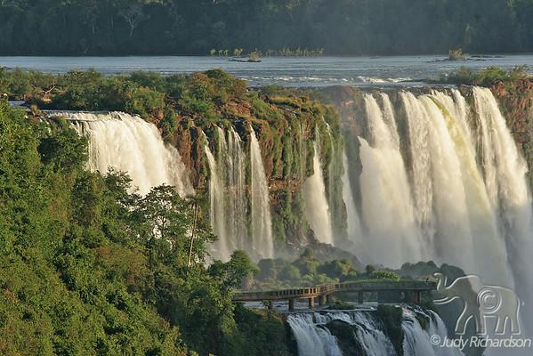Iguazu Falls, Argentina & Brazil~1-2006