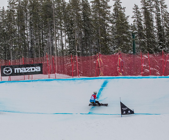 SportChek SBX at Lake Louise 2013