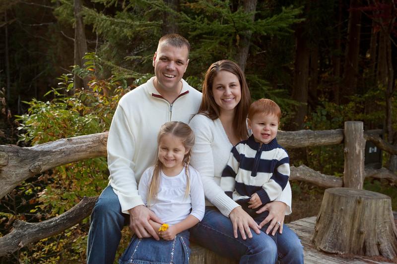 Andrews Family 23 Oct 2009