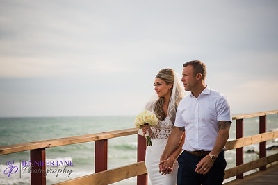 Hannah and Craig - El Oceano, Mijas Costa