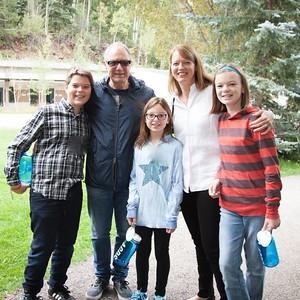New Family Orientation, September 2015