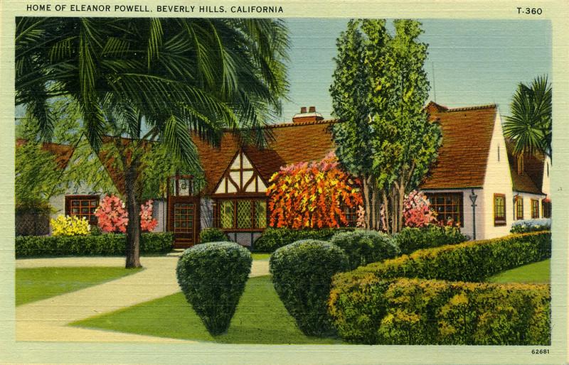 Home of Eleanor Powell