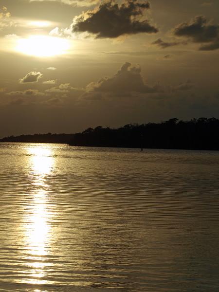 Everglades City, FL Sunset