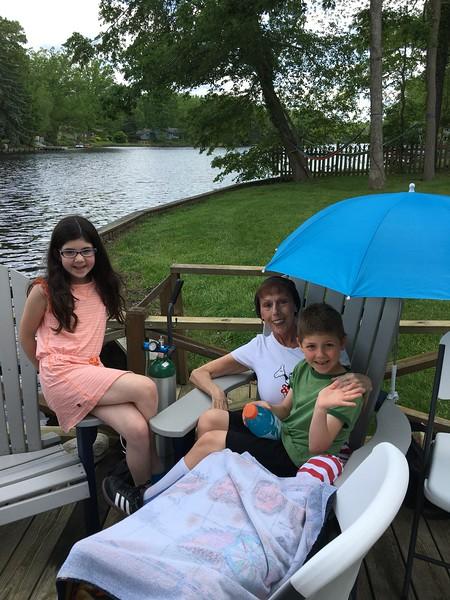 Kevin & Steve's lake house