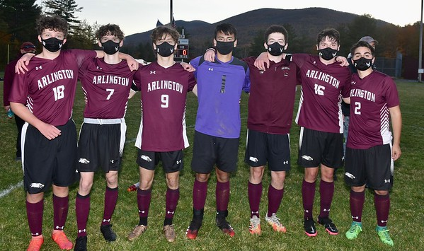 A Senior Moment...Boys Varsity Soccer photos by Gary Baker