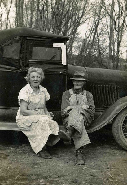 Nellie and Edwin Herdrich