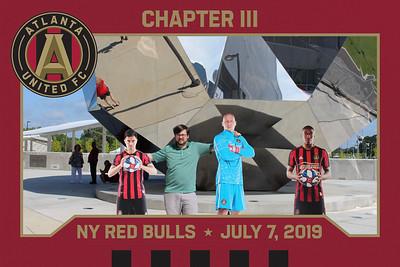 ATL United vs NY Red Bulls - HDBY - 7/7/2019