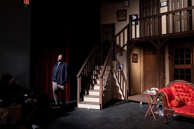 2019 Winter Play: Noises Off