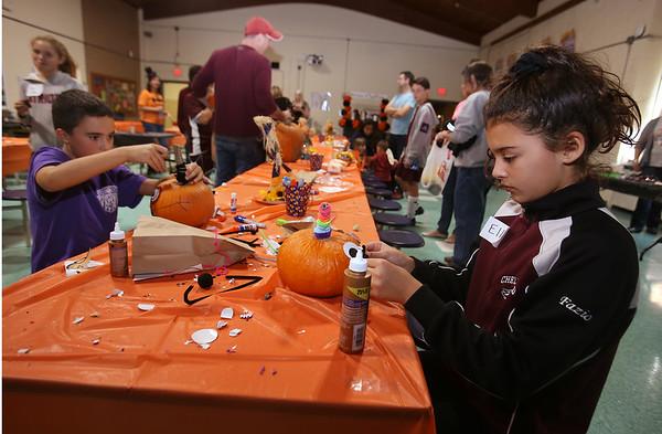 South Row School Pumpkin Fair 102018
