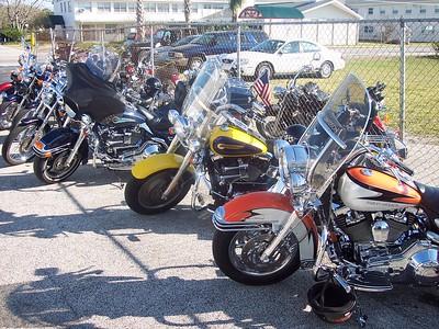 Daytona Bike Week Run
