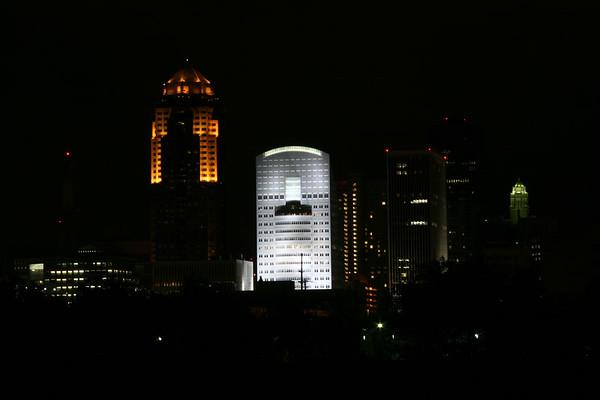 Des Moines After Dark