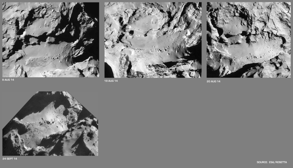 Rosetta-- Comparative Series