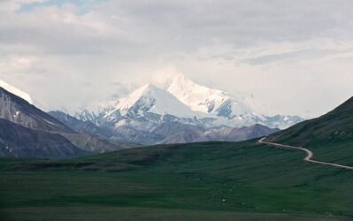 19910800 Denali (Mt McKinley)