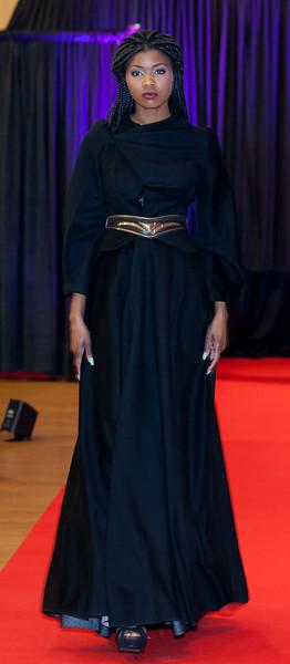 2016 Lupus Foundation Gala Fashion Show - Korto Momolu