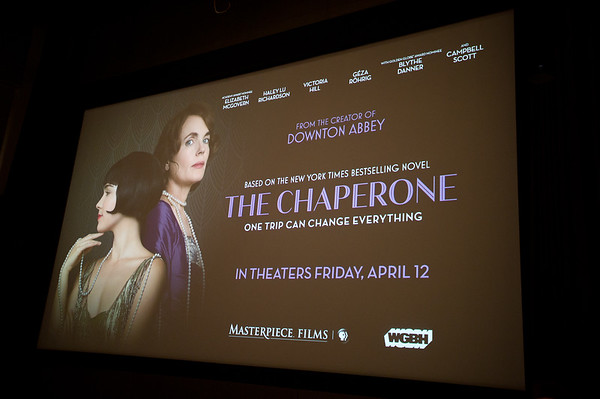 The Chaperone Sneak Preview Screening featuring Elizabeth McGovern