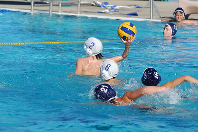 One Way Water Polo Club - First Annual Fall Invitational Youth Water Polo Tournament, Santa Maria - Santa Barbara 12U Boys vs Arroyo Grande coed 11/15/09. SBWPC vs AGWPC. Photos by Allen Lorentzen.