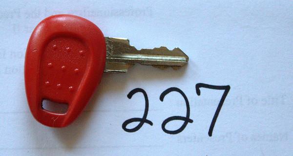 givi keys