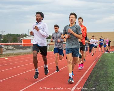 Track Practice 3/2/20
