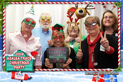 Azalea Trace Christmas Party 12-6-2019