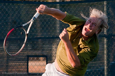 Scott 'n Mike - Tennis Practice