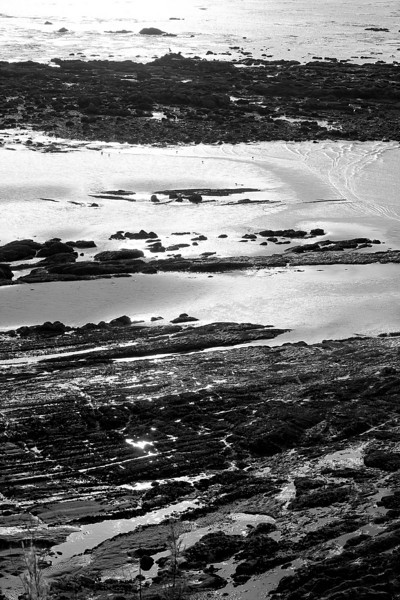 9991 Rocks & Water Patterns bw.jpg