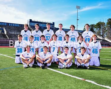 Lacrosse Team & Individuals 2018-19