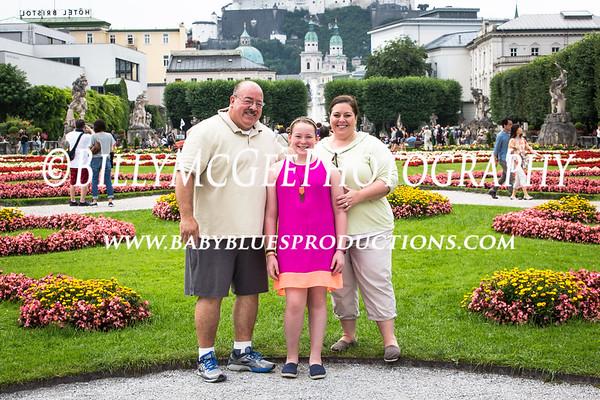 European Vacation Salsburg Austria - 27 Jul 2016