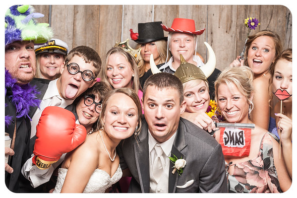Abby & Tyler Wedding Photobooth
