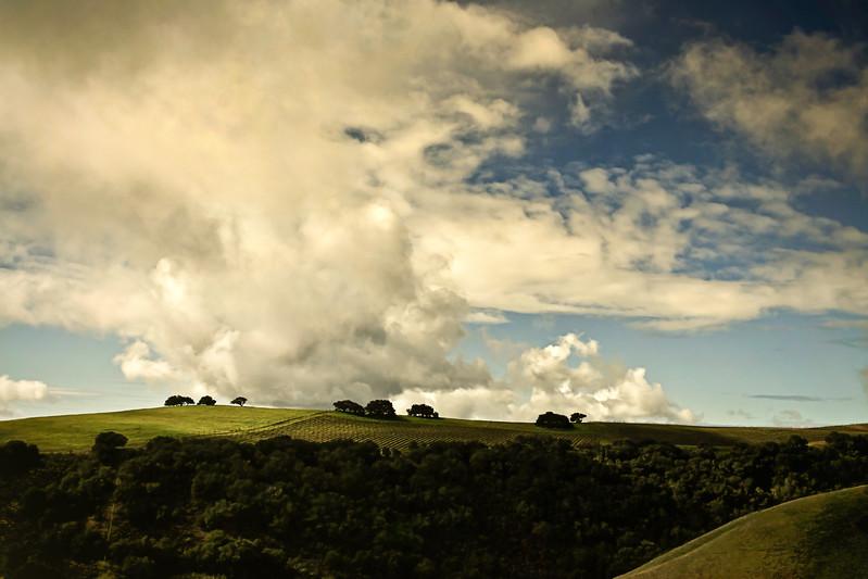 Clouds over Laureles
