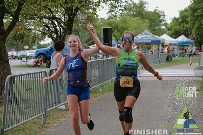 Finishers - Photographed by Mal Sebeck