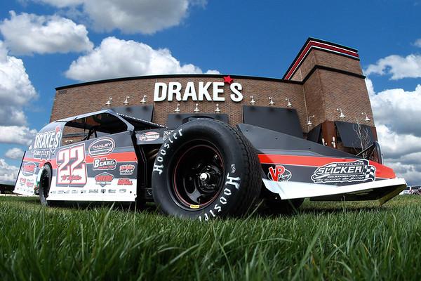 Josh Harris Racing at Drake's Restaurant in Owensboro, KY