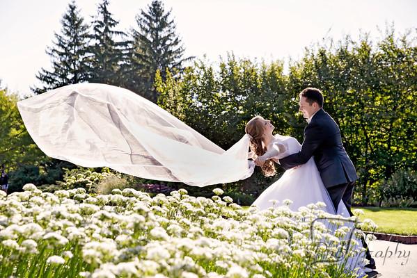Alex & Regina Married