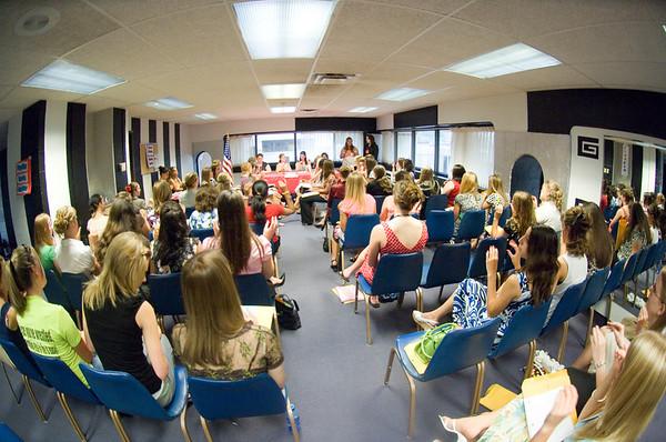 Girls State Meetings 6/18/07