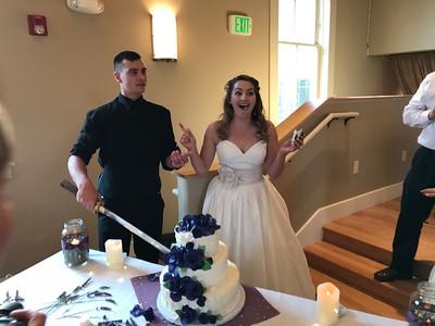 Paul and Mikayla Smith Wedding -  Wedding
