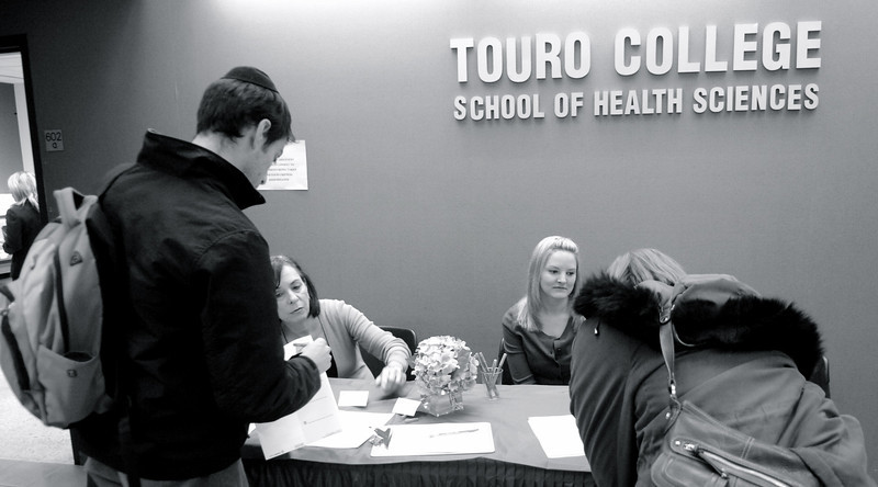 Touro College and University System. Photography by Dmitriy Kalinin. 212.433.0656