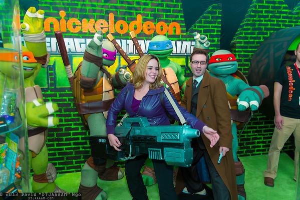 New York Comic Con 2013 - Sunday