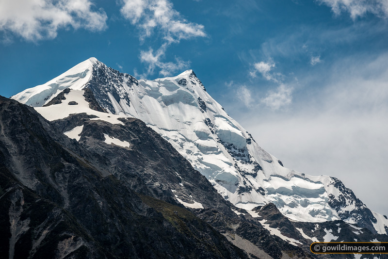 Mount Cook East Face