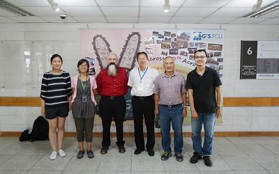20170814張真誠教授與外國學者來訪