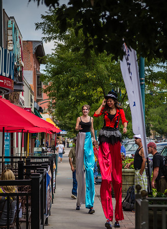 Downtown Street Performances