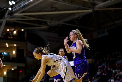 2018-02-21 Oxford Hills vs. Cheverus Girls' Basketball