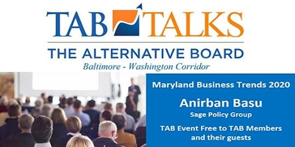 Tab Talks October 10, 2019