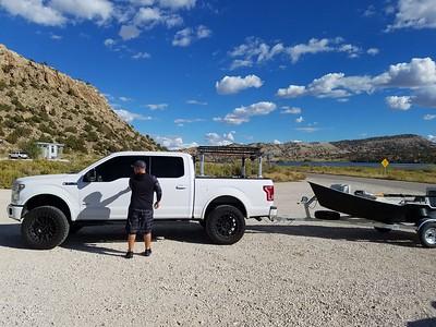 Casper Wyoming - Grey Reef - September 2016
