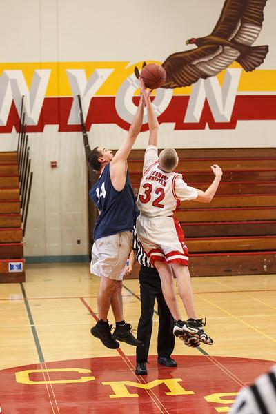 RCS 2013 Alumni Games - JV Basketball