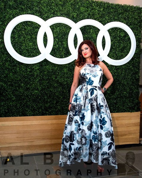 July 26, 2018 Philadelphia Style Party - The Audi lounge