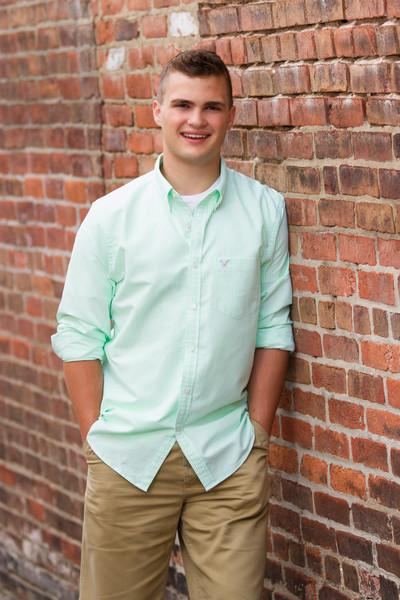 Daniel's Senior Pictures