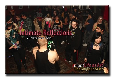 21 Nov 2014 Intimate Reflections